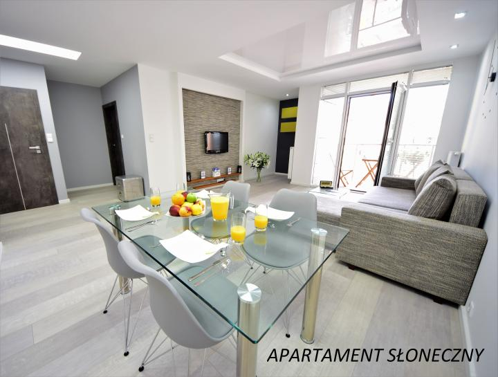 Apartamenty Homely Place 4